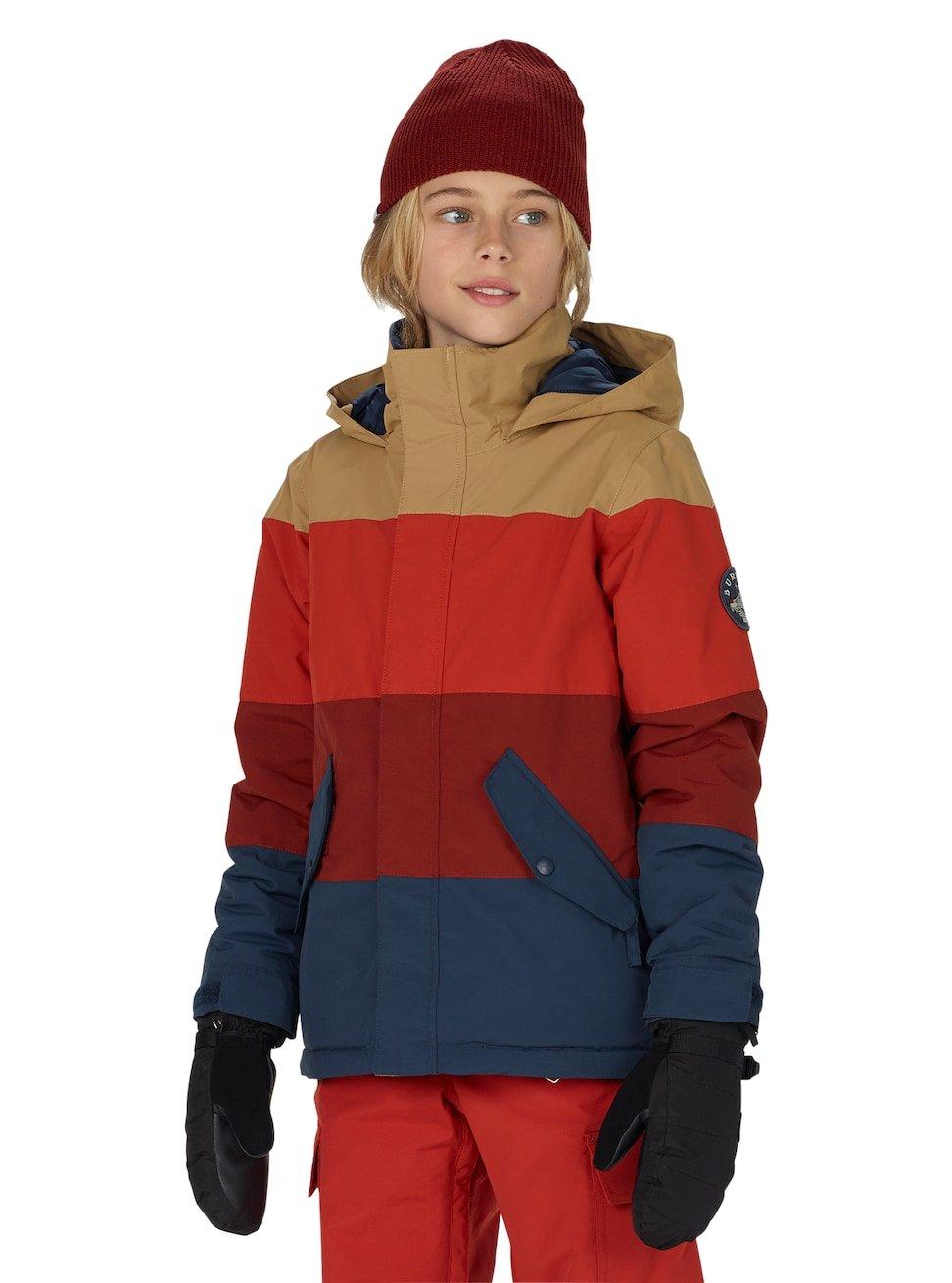 Amazon burton boys symbol jacket sports outdoors biocorpaavc Images