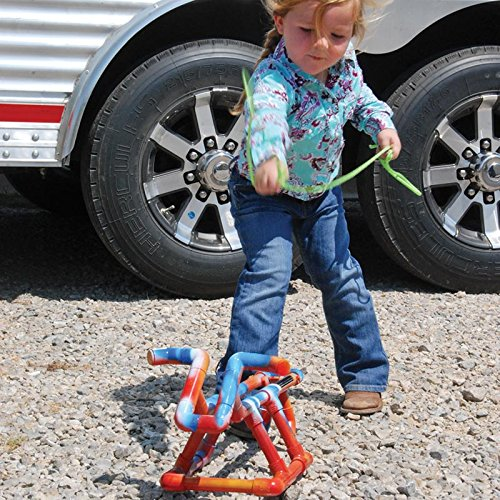 The Dragsteer Micro Dragsteer Roping Dummy Toy Black