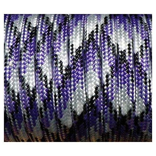 TOOGOO ( R )内側550パラコード7ストランドMil仕様タイプIII BushcraftサバイバルLanyardロープ、100 ftグリーン迷彩( # 114 ) B076P3RC36 Purple Camo (#32) Purple Camo (#32)