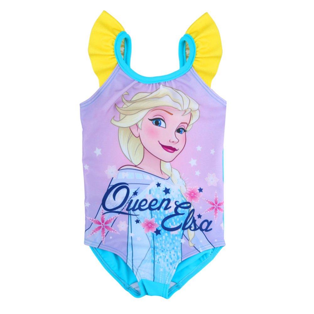 Disney Baby Girls' Swimsuit Disney-Die Eiskönigin 88824