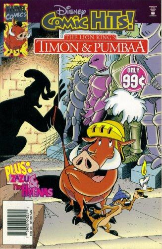 Disney Comic Hits #8: The Lion King's Timon & Pumbaa (Marvel Comics) (Timon And Pumbaa Tv Series)