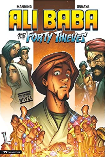 Ali Baba And The Forty Thieves Story Summary