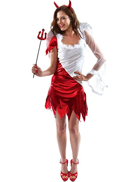e7ad6de301 Amazon.com: Orion Costumes Womens Sexy Angel Devil Ladies Halloween ...