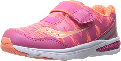 Saucony Unisex-Child Baby Liteform Sneaker