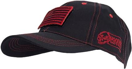 TACTICAL TEAM CAP BK