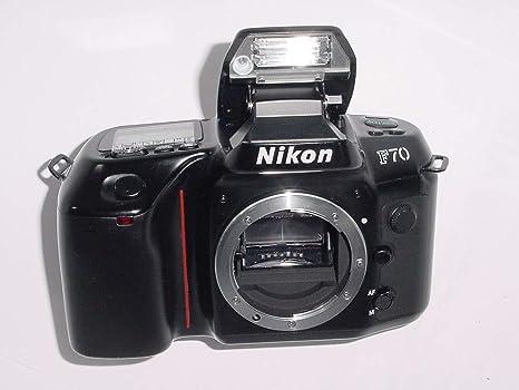 Nikon N70 Cámara réflex (solo cuerpo): NIKON: Amazon.es: Electrónica