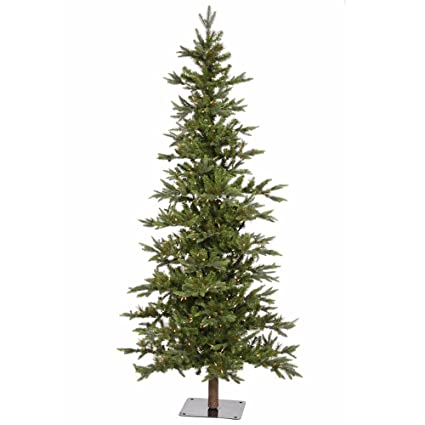 vickerman 6 shawnee fir artificial christmas tree with 250 clear lights