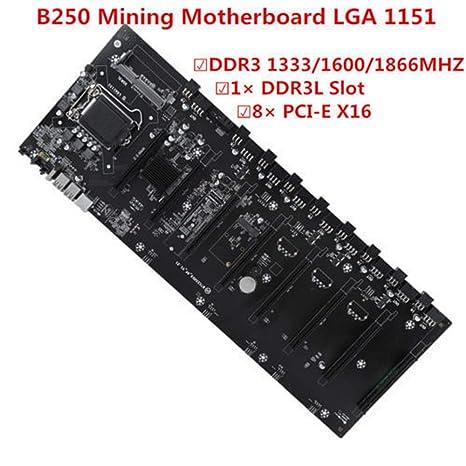 OTO B250 Mine Motherboard Motherboard, Tarjeta Madre LGA ...
