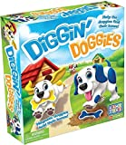 International Playthings Game Zone - Diggin' Doggies Board Game -  Help the Dogs Find Their Bones! A Fun Racing, Counting & Color Recognition Game