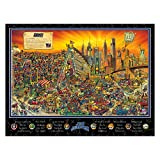 new york giants puzzle - Joe Journeyman NFL New York Giants Jigsaw Puzzle, 500-Piece