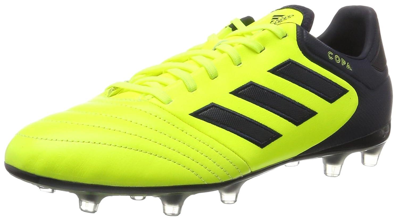 Adidas Copa 17.2 Fg, Scarpe da Calcio Uomo Giallo (Solar giallo Legend Ink Legend Ink)   Alta Qualità    Scolaro/Ragazze Scarpa