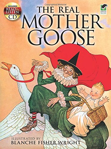 Download The Real Mother Goose: Includes a Read-and-Listen CD (Dover Read and Listen) ebook