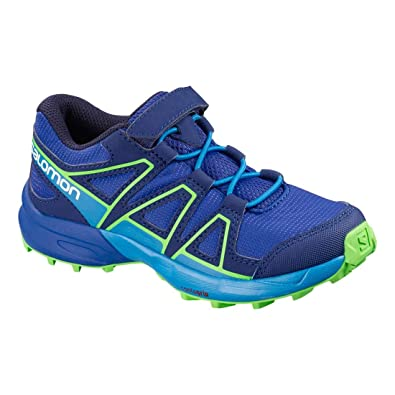 Salomon Speedcross Bungee K, Zapatillas de Trail Running Unisex niños: Amazon.es: Zapatos y complementos