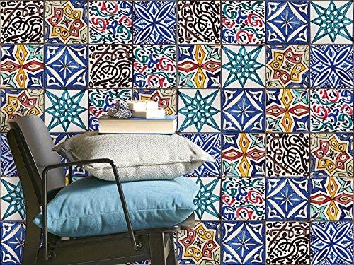 Piastrelle mosaico adesive piastrelle autoadesive adesivi per