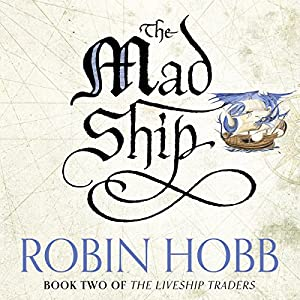 The Mad Ship Hörbuch