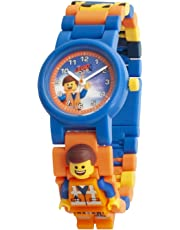 Lego Movie 2 8021445 Emmet Kids Buildable Watch