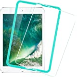 ESR iPad Mini/Mini2/Mini3 ガラスフィルム ブルーライトカット 3倍強化 旭硝子 液晶保護 9H スクラッチ防止 指紋付きにくい 気泡ゼロ 自動吸着 貼り付け枠付き iPad Mini/Mini2/Mini3専用保護フィルム