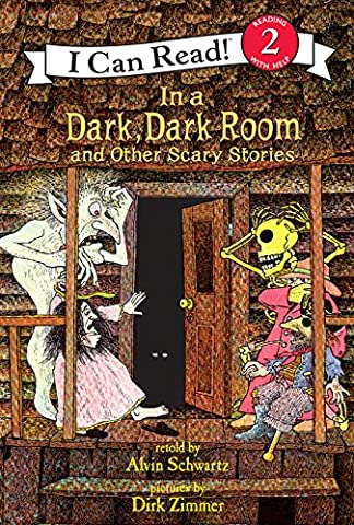 In a Dark, Dark Room and Other Scary Stories (I Can Read! Reading 2) (Dark Rooms)