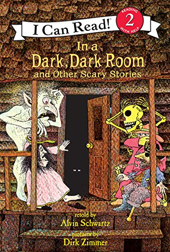 In a Dark, Dark Room and Other Scary Stories (I Can Read! Reading (Halloween Rooms)