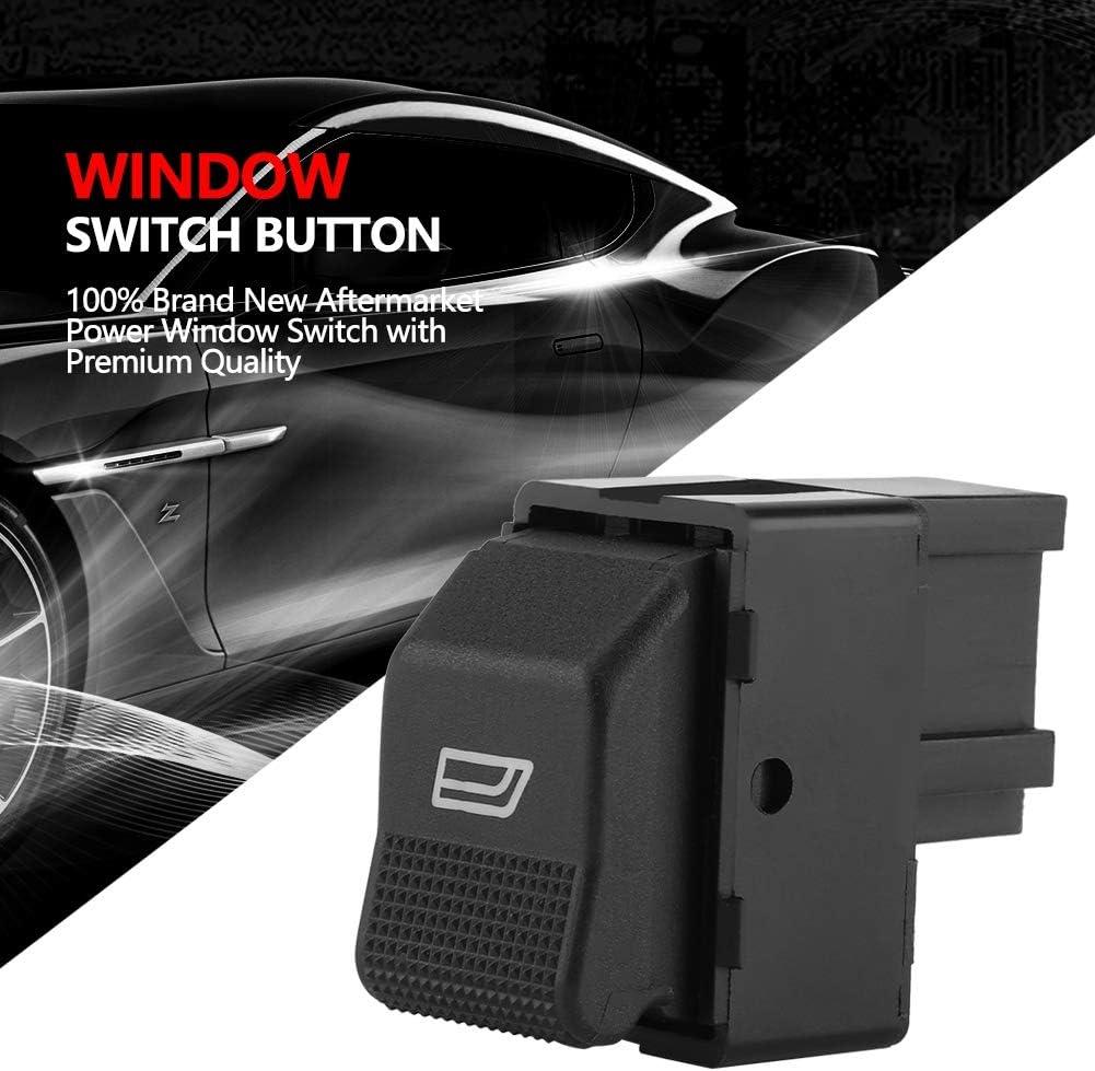 Power Window Switch,High Sensitivity Car Power Master Window Switch Durable Window Lifter Control Switch for 6X0959855B Window Switch Button
