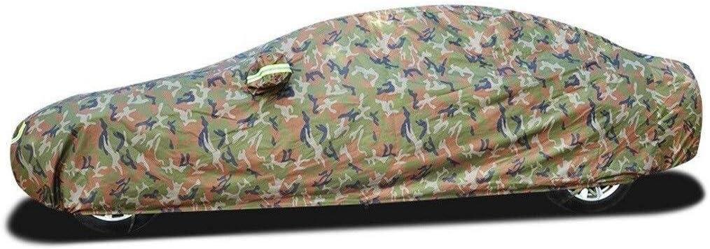 Couleur : R/é, Taille : Tissu Oxford - Charpie int/égr/ée TYTZSM Car Cover Porsche Panamera New Energy V/êtements Voiture /épais Tissu Oxford Pluie Protection Solaire Car Cover Car Cover Tissu