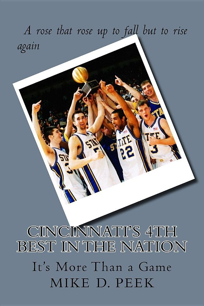 Download Cincinnati's 4th Best in the Nation It's More Than a Game ebook