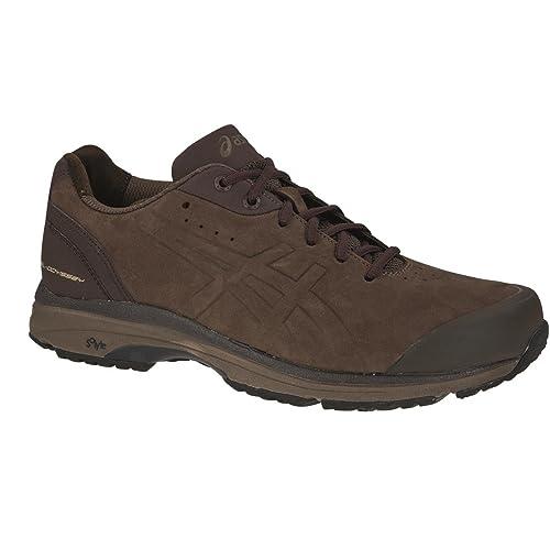 asics Gel Odyssey WR, Damen Walkingschuh, chocolate brown