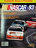 NASCAR 1993 - Official 93 Yearbook & Press Guide