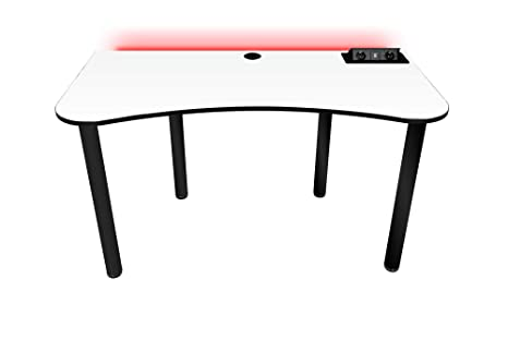 Victory Gaming Essentials - Mesa de Juegos con luz LED RGB ...