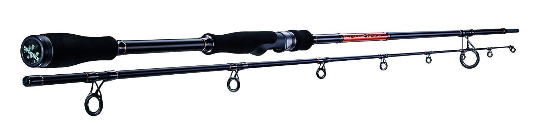 1m blaues Rutenklettband Sportex Black Pearl 2,70m 20g WG BR2711 incl