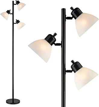 Dorm 3 Light Floor Lamp By Lightaccents Tree Style Standing Pole