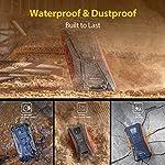 Écran 6,1 Pouces 4Go+64Go Octa-Core Telephone Portable 4G, Ulefone Armor 8 Smartphone Incassable Androud 10 5580 mAh… 8