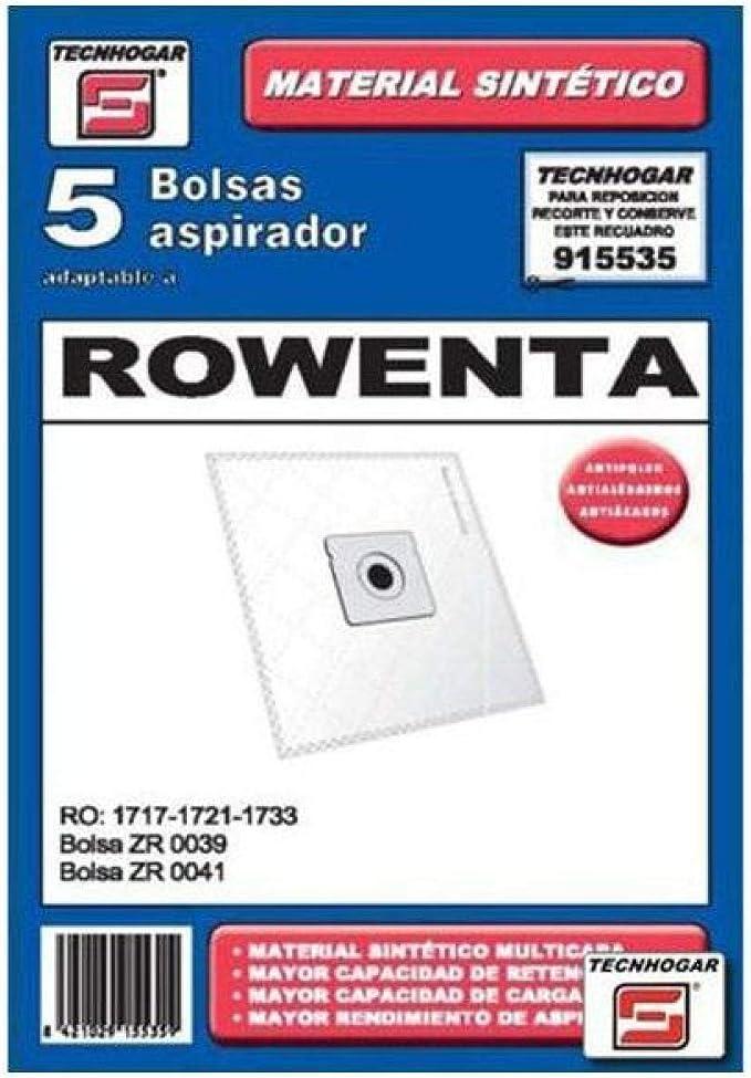 ERSA 915535 Bolsa aspirador, Blanco: Amazon.es: Hogar