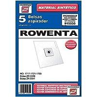 ERSA 915535 Bolsa aspirador, Blanco