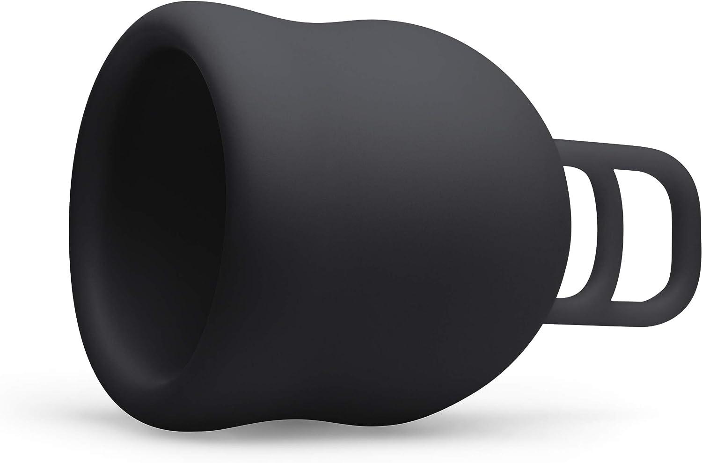 Merula Cup XL midnight (negro) - La copa menstrual para los días más fuertes