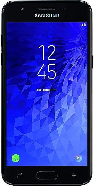 Samsung Galaxy J3 (2018) J377A 16GB Unlocked GSM 4G LTE Phone w/ 8MP Camera - Black (Renewed)