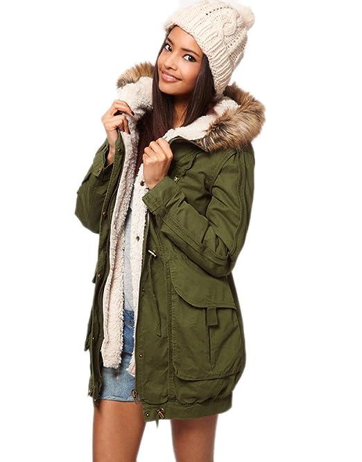 d550ad2da3e Abrigo verde chica – Chaquetas de hombre y mujer 2019