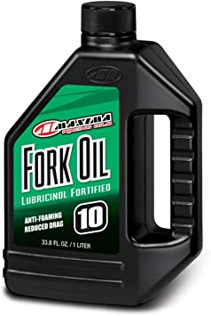 Maxima 55901 10wt Standard Hydraulik Fork Öl 1l Auto