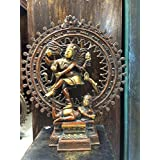 Lord Nataraja Dancing Shiva Statue Sculpture Figure Hindu God of Destruction