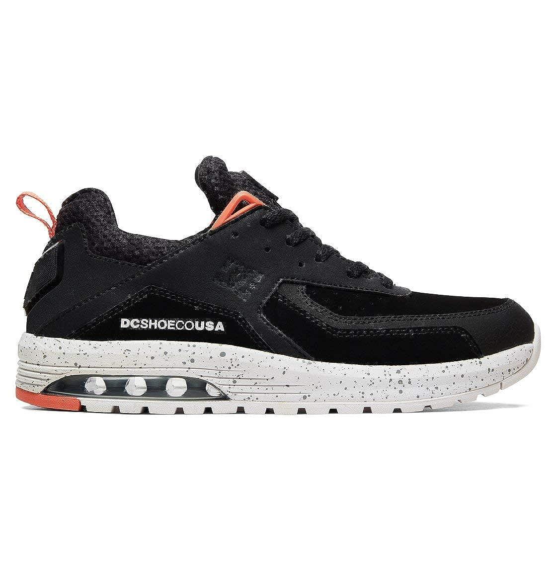 Noir - noir blanc argent DC chaussures Vandium Se - Baskets pour Homme ADYS200067 44 EU