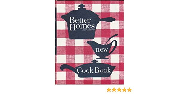 Better Homes and Gardens New Cookbook Souvenir Edition 1965 Gold: Amazon.es: Better Homes and Gardens: Libros