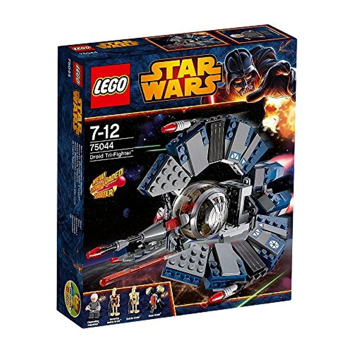 [해외] 레고 (LEGO) 스타워즈 드 그린 닌자(로이드)트라이 파이터 75044