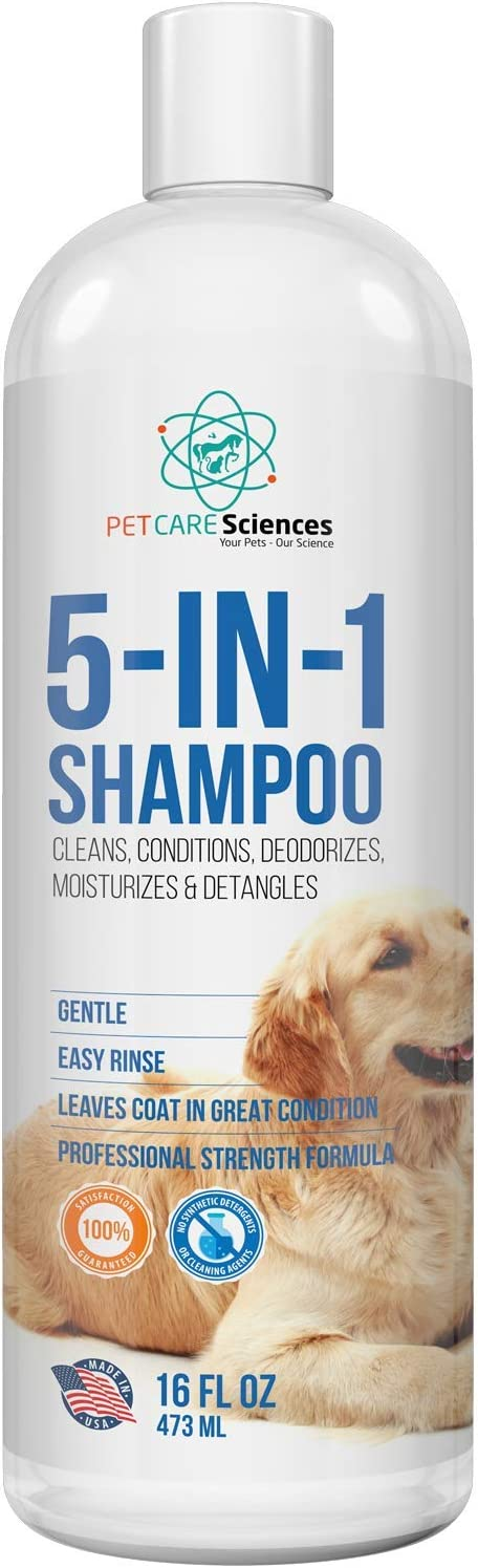PET Outlet ☆ Free Shipping CARE Sciences Dog Shampoo and Cheap S Naturally Derived Puppy