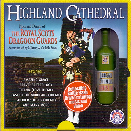 Highland Cathedral: Collectible Bottle Flash Drive (not a CD)