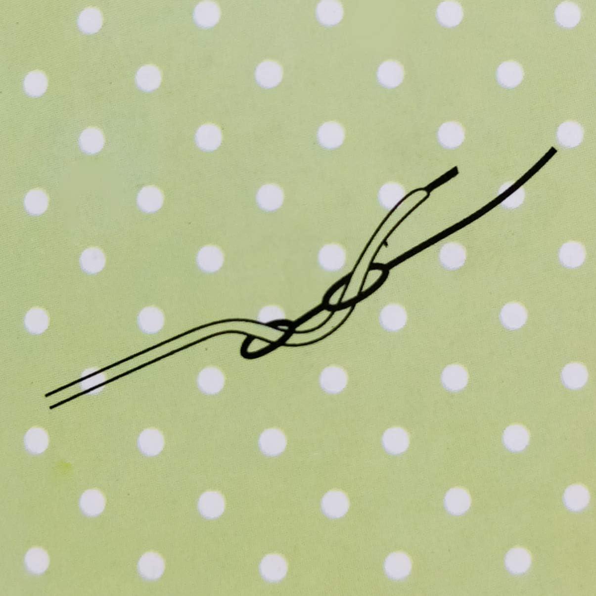 SUPVOX 2pcs Plastic Threader Drawstring Threader Long Elastic Band DIY Manual Tool for Pants Shoes Jackets Rosy
