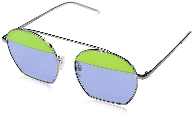 Emporio Armani 0EA2086 Gafas de sol, Gunmetal, 56 para Mujer ...