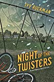 Front cover for the book Night of the Twisters by Ivy Ruckman