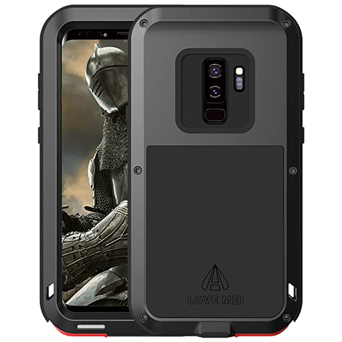 super popular b03d3 c3e1d Samsung Galaxy S9 Case,Meiya Aluminum Metal Gorilla Extreme Shockproof Hard  Case Military Heavy Duty Protection Cover Protector for Samsung Galaxy ...