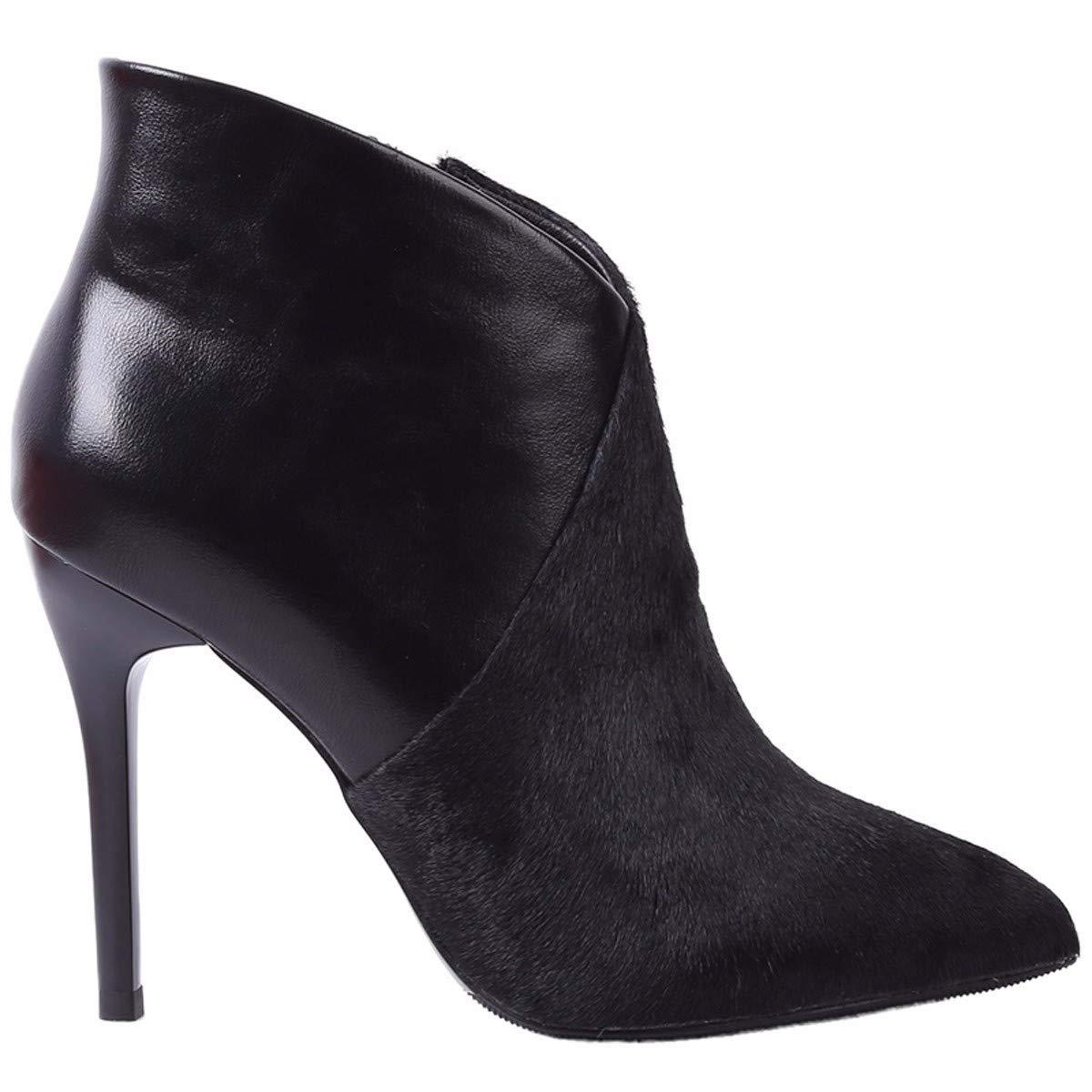 KPHY Damenschuhe Schuhe Infiziert Stiefel Hochhackigen Schuhe Damenschuhe Mit Größe Höher ALS 8 cm Sexy Spitze Martin Stiefel Dünn Und Dünner Stiefel Ohne Stiefel. 7aef53