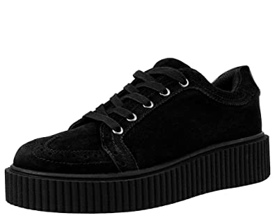 e4bff2723550d9 T.U.K. Shoes A9173 Unisex-Adult Creepers